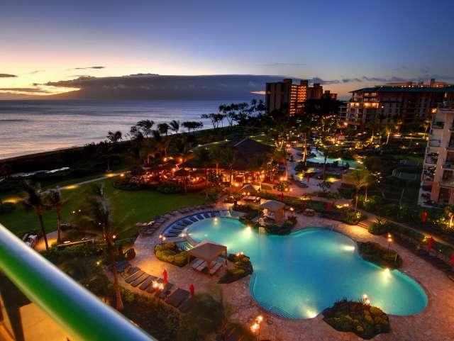 pool evening 603